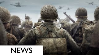 CoD: WWII Scene Was Mistakenly Censored In Germany | CG News