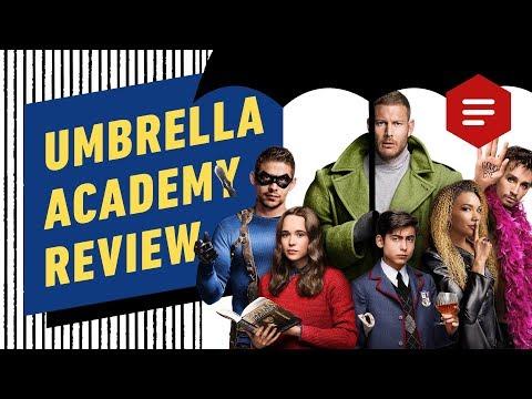 Umbrella Academy: Season 1 Review Mp3