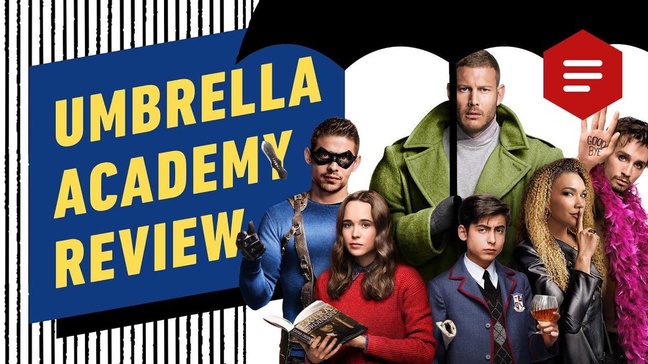 Netflix's 'Umbrella Academy' season 2 remains a delightfully bizarre ...