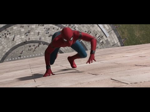 Spider-Man: Homecoming (Official Trailer #1) [HD 1080p 60fps]