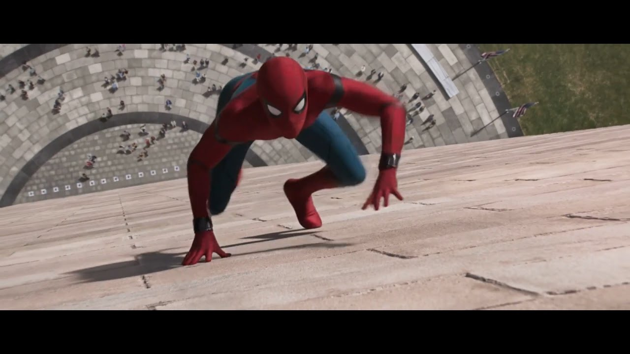 Image result for spiderman homecoming youtube