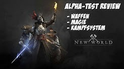 (UPDATE) New World Alpha Review - Alle Infos zum neuen MMORPG von Amazon
