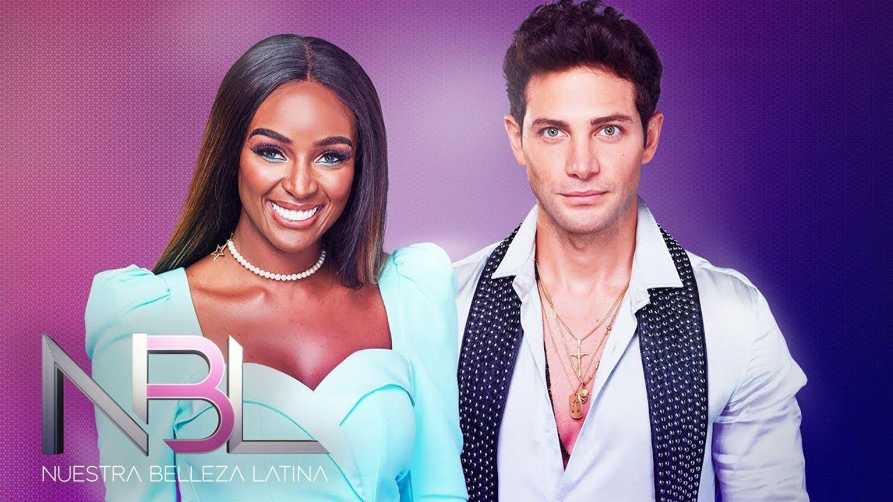 Amara La Negra y Gabriel Coronel se unen a Alejandra Espinoza en Nuestra Belleza Latina