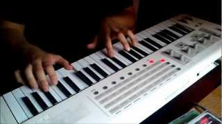 Keyboard-Cover: Hayato Matsuo - Seeking Power (Final Fantasy XII)