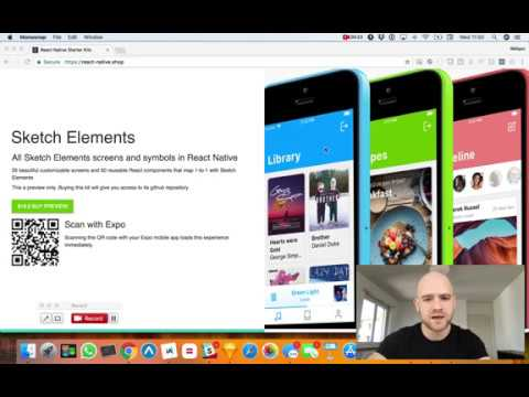 Going From Sketch To React Native & Theming In React Native