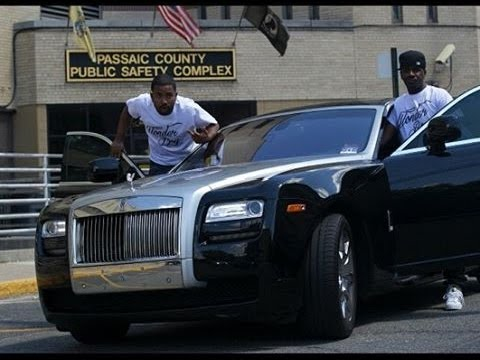 P Dice Bails out of Jail for $1,000,000 and Hops Right into a Rolls Royce.