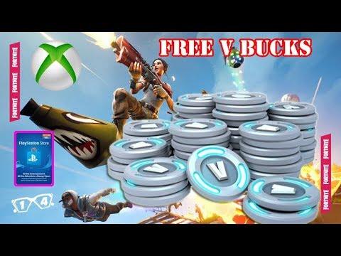 How To Get Free VBucks Fornite | Free V Bucks 2019