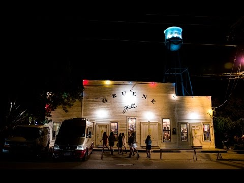 Gruene Hall Continues Texas Music Traditions