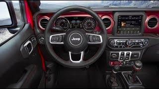 2018 Jeep Wrangler JL Interior Design Explained by Interior Designer