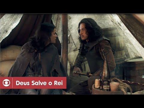 Deus Salve O Rei: capítulo 35 da novela, sábado, 17 de fevereiro, na Globo