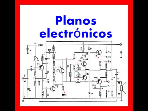 Aprendiendo a interpretar planos electronicos youtube for Como leer planos arquitectonicos pdf