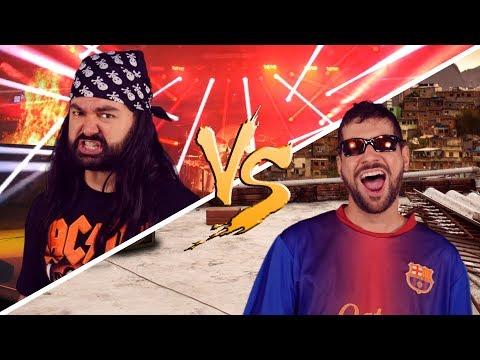ROCK vs. FUNK 2 ♬