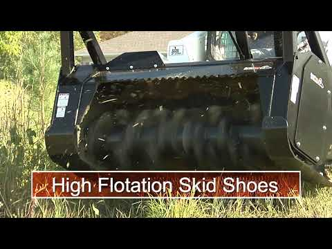 Skid Pro Skid Steer SP900 HF Mulcher from YouTube · Duration:  6 minutes 25 seconds
