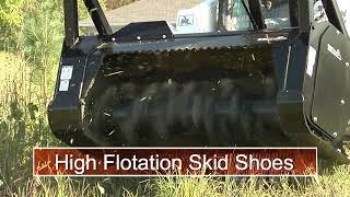 Skid Pro Skid Steer SP900 HF Mulcher