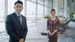 Our Promise of Care | Singapore Airlines