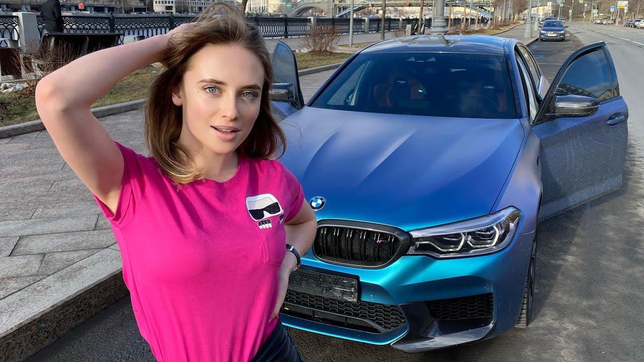 БЕСПРЕДЕЛ И ДРИФТ В ГОРОДЕ НА BMW M5 F90!