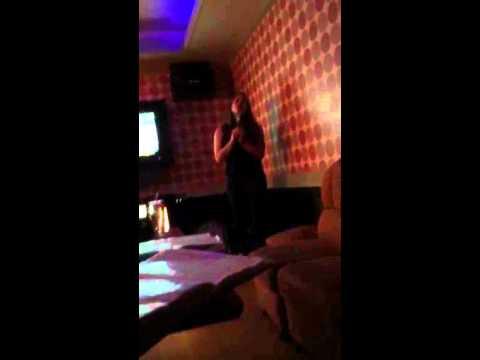 Karaoke with the rehab team part 2