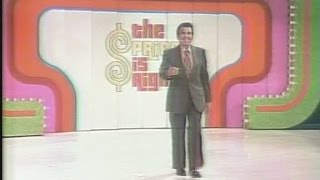 The Nighttime Price is Right w/Dennis James (Dec. 1976)