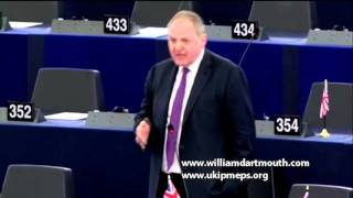 EU protectionism hurts consumers in EU itself - UKIP MEP William Dartmouth