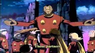 Cyborg 009 Episode 42 To Tomorrow.