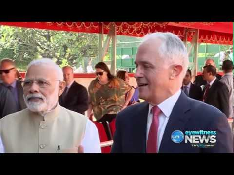 Despite degradation of Great Barrier Reef, Malcolm Turnbull to meet with Adani