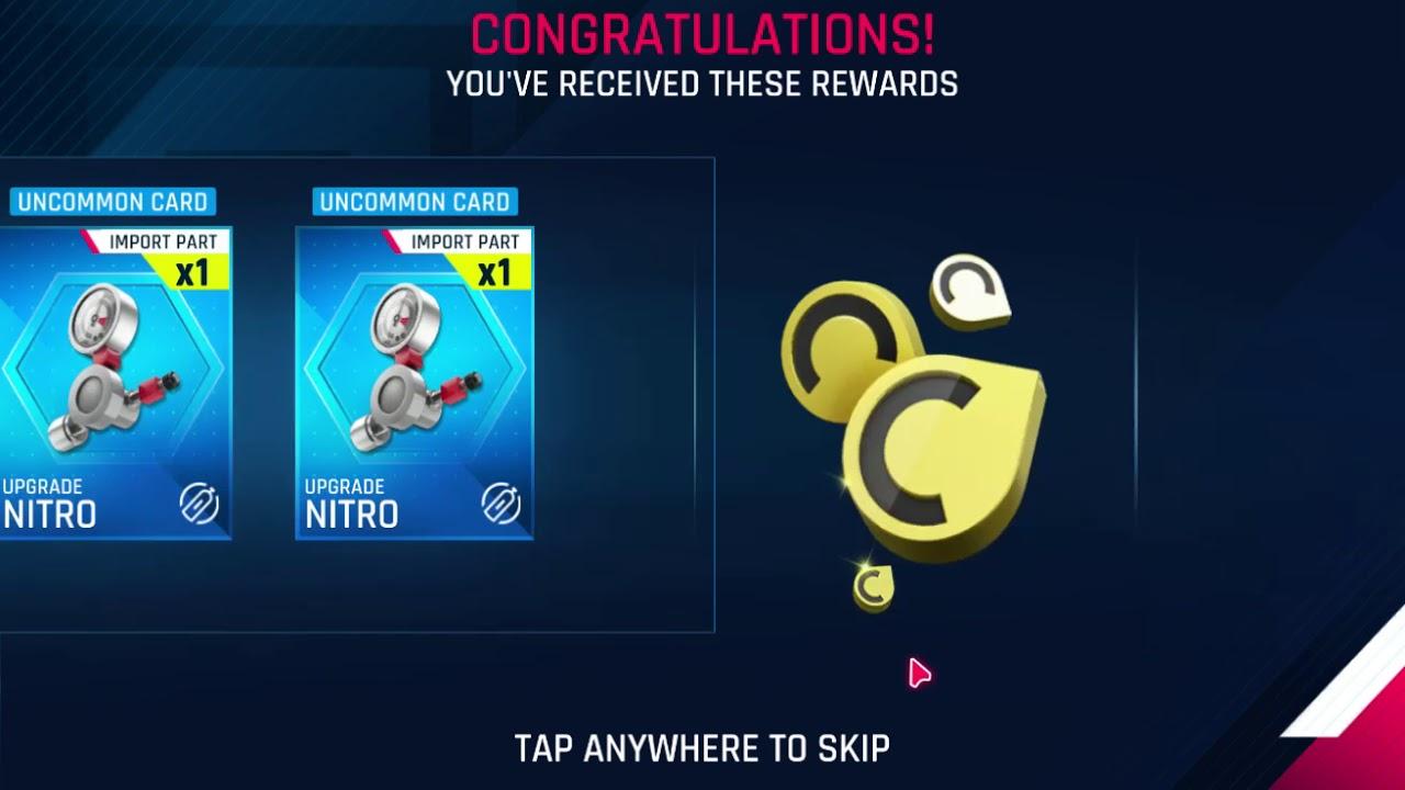 Asphalt 9 Legends | Top 1000 Multiplayer Claim Reward + Unlock Fenyr Super  Sport