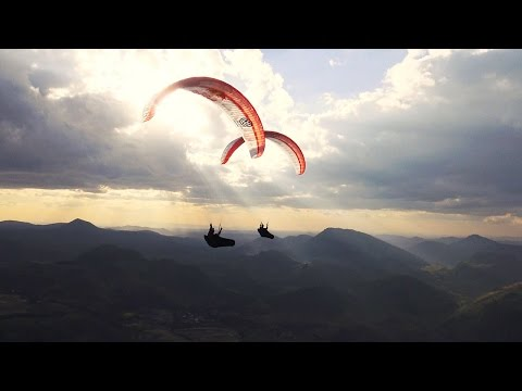 Paragliding Adventure in the Skies of Madagascar