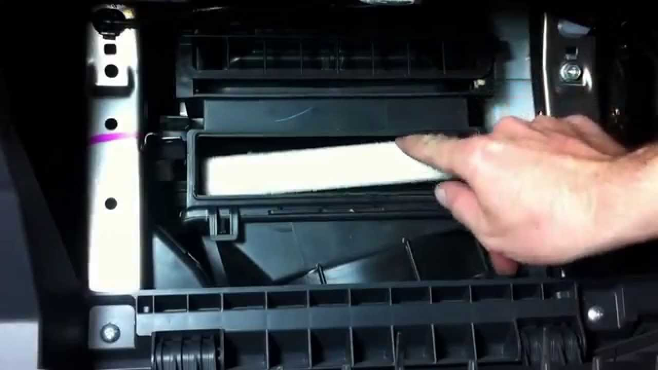 Suzuki swift how to cabin air filter replacement youtube for What size cabin air filter do i need
