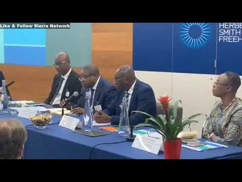 Salone UK: UK-Sierra Leone Trade and Investment Conference 2019