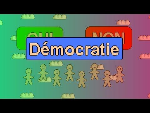 Qu'est-ce qu'une démocratie ?