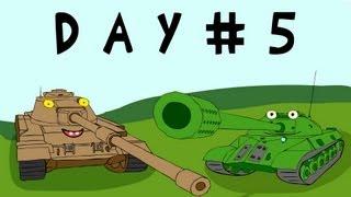 World Of Tanks Daily | День 5 | Type 59