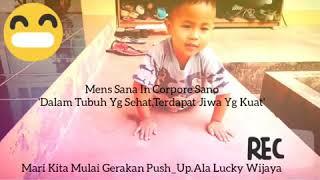 Push_Up Ala Lucky Wijaya