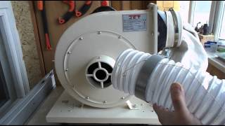 Обзор и небольшой тест стружкоотсоса JET DC 850