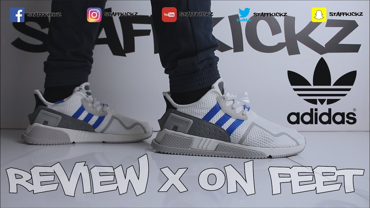 sports shoes 68071 3fc52 Adidas EQT Cushion ADV 91-17 - Review & On Feet