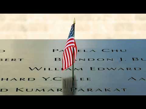 Visiting 9/11 Memorial