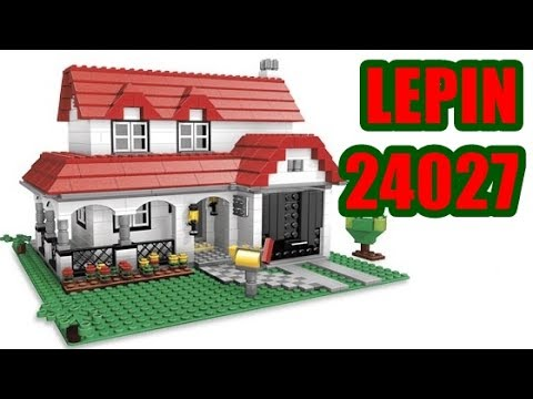Lepin 24027 House