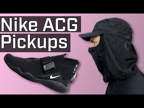 Nike ACG KMTRs & 3-in-1 Hat REVIEW
