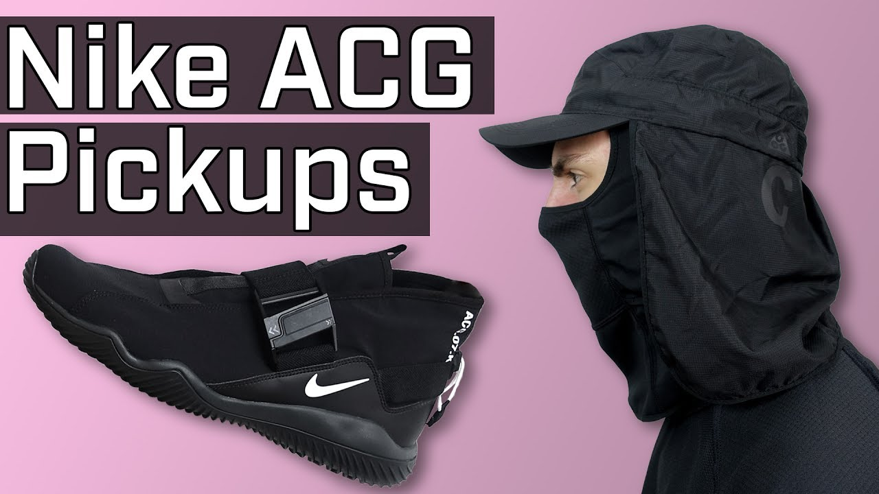 Nike ACG KMTRs   3-in-1 Hat REVIEW - YouTube 0774e6c44fc