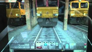 Railworks 2 Train Simulator Class 66 Review