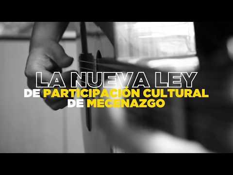 "<h3 class=""list-group-item-title"">Nueva Ley de Participación Cultural de Mecenazgo</h3>"