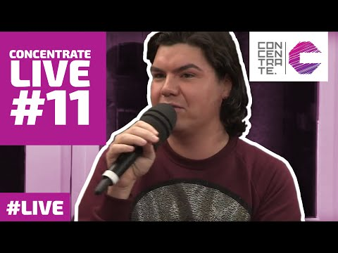 CONCENTRATE LIVE #11: Roy Donders en Lucas Hamming