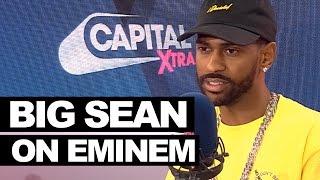 Big Sean exclusive new Eminem track No Favours