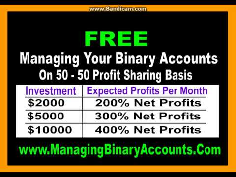 End of day trading signals binary