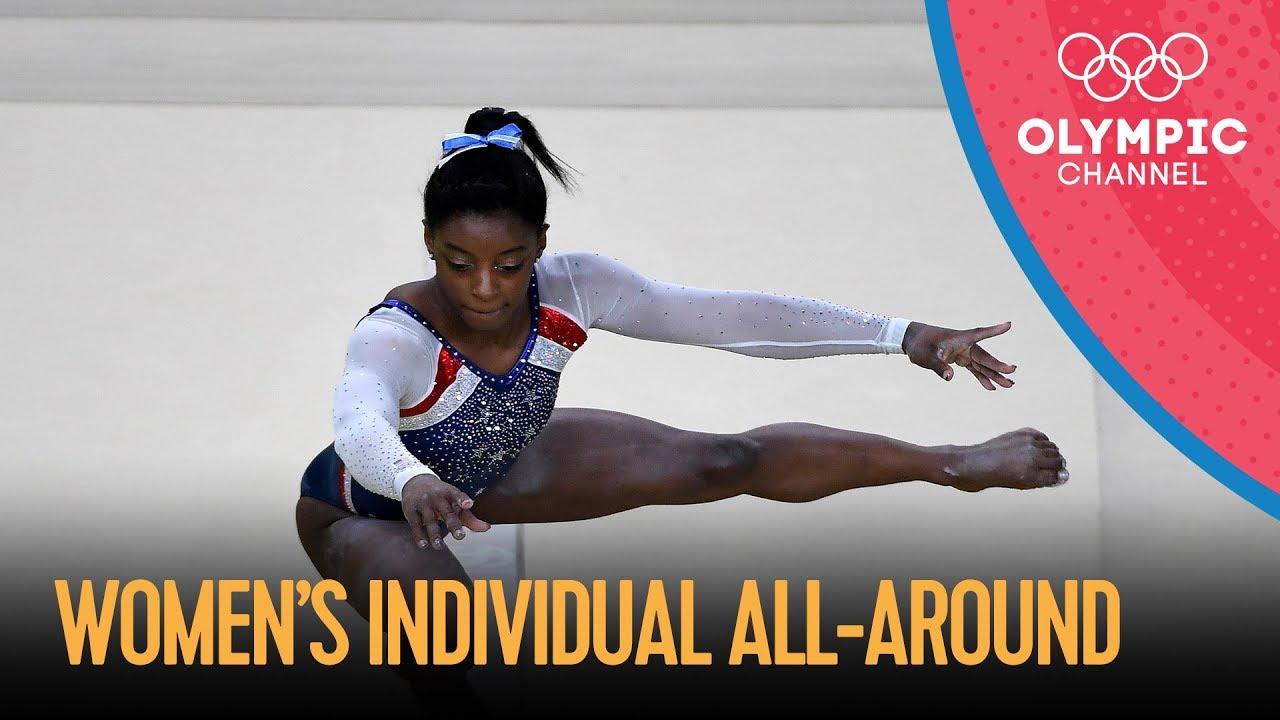 Simone Biles wins fifth US Gymnastics senior women's title