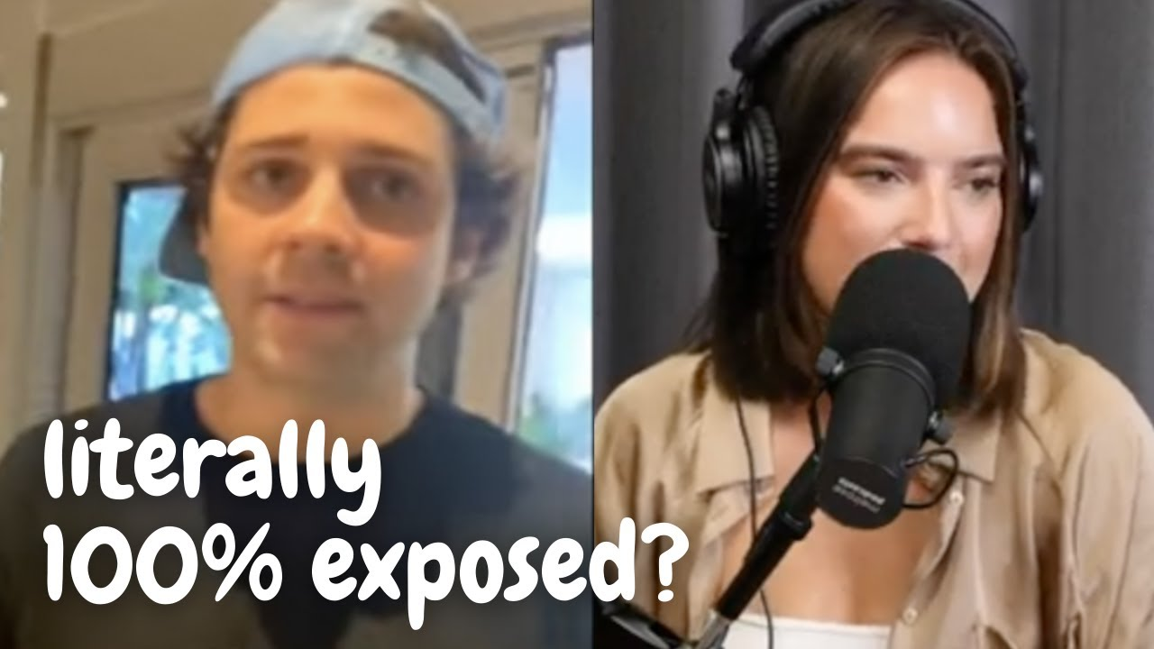 all the HOT TEA david dobrik's ex-assistant spilled on the BFF's podcast