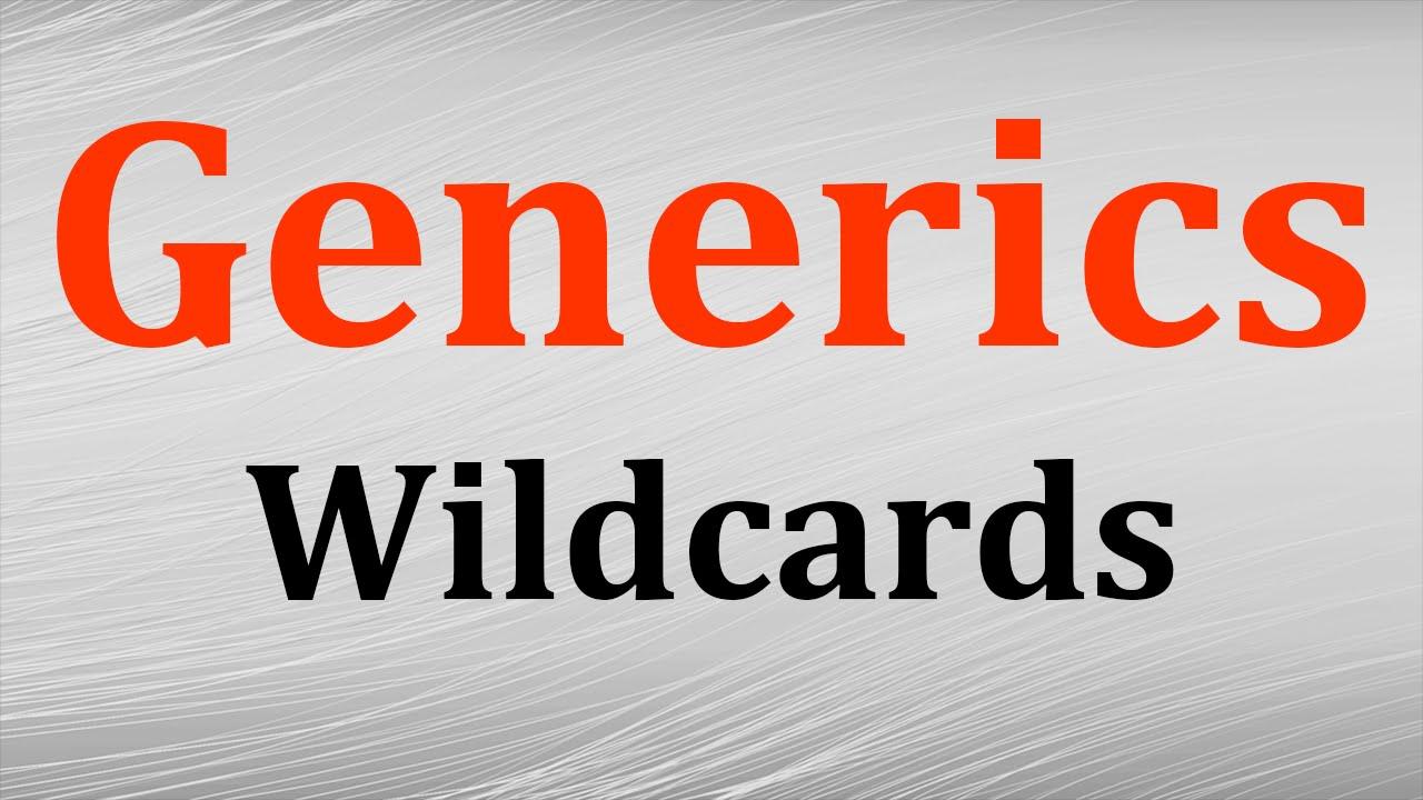 Java generics tutorial 05 generics and wildcards upper bound.