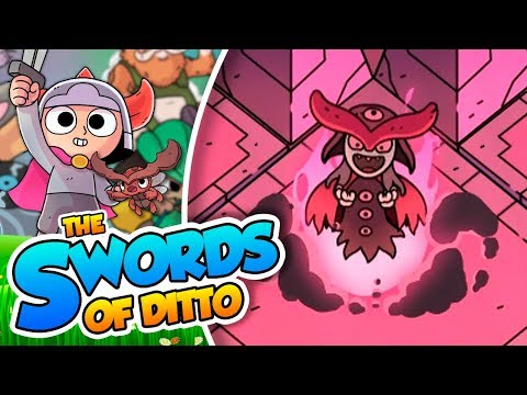 ¡La Maldición de Mormo! - #01 - The Swords of Ditto en Español (PC) Naishys y DSimphony