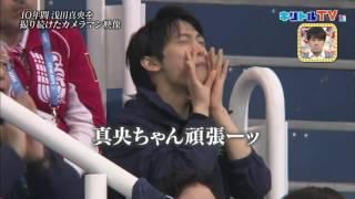 羽生結弦&浅田真央 氷上の共演まとめ【2011-2016】【ゆづまお】