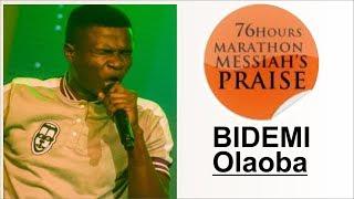 Bidemi Olaoba POWERFUL Praise @ 76 HOURS RCCG MARATHON MESSIAH'S PRAISE 2018