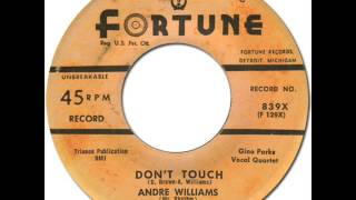 ANDRE WILLIAMS with GINO PARKS - DON